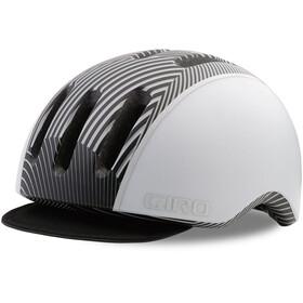 Giro Reverb Cykelhjelm hvid/sort